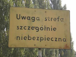 Znak na Biadaczu