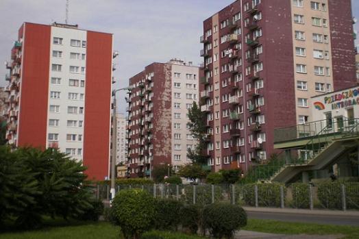 Chorzów Osiedle Brzozowa
