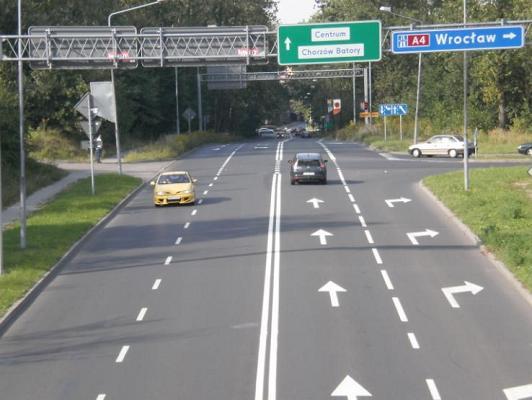 Autostrada A4 Węzeł Batory