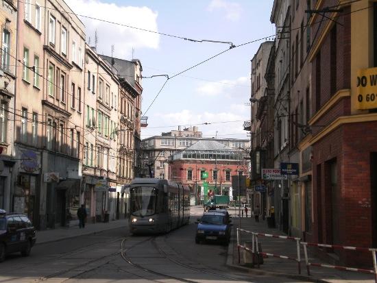 Bytom pl. Sikorskiego