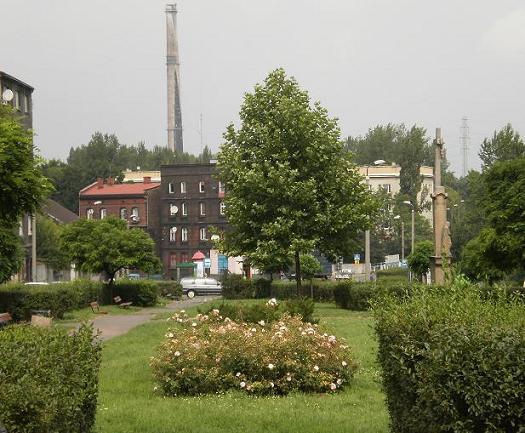 Chorzów Stary - Plac Jana