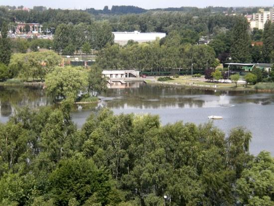 Świętochłowice Park Skałka