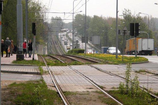 Bytom ulica Chorzowska