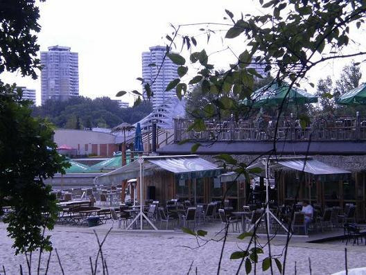 Centralna część Parku
