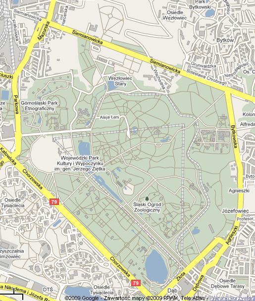 WPKiW Mapa